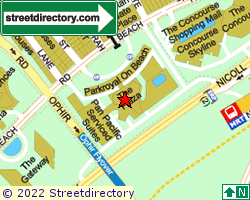 PARKROYAL RESIDENCES | Location & Map