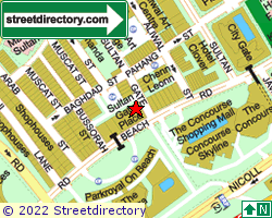 SULTAN GATE PLACE | Location & Map
