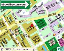 TEXTILE CENTRE | Location & Map