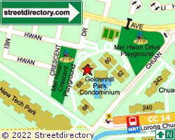 GOLDENHILL PARK CONDOMINIUM | Location & Map