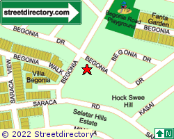 HOCK SWEE HILL | Location & Map