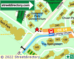 CHUAN COURT | Location & Map