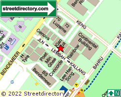BENDEMEER INDUSTRIAL ESTATE | Location & Map