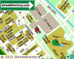 CHUAN BUILDING | Location & Map