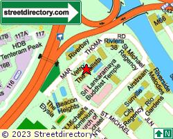 THE CALLISTA | Location & Map