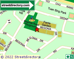 FANTA GARDEN | Location & Map
