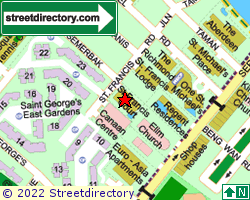 ST FRANCIS COURT | Location & Map