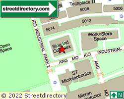ANG MO KIO INDUSTRIAL PARK 2 | Location & Map