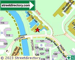RAINTREE GARDENS | Location & Map