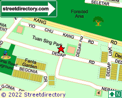 TUAN SING PARK | Location & Map