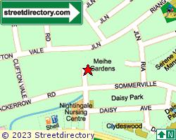 MEIHE GARDENS | Location & Map