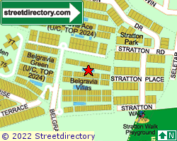 BELGRAVIA VILLAS | Location & Map