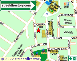 CHUAN VALE | Location & Map
