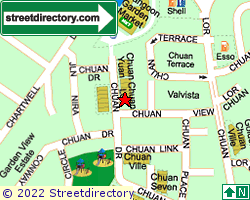 CHUAN LOFT | Location & Map