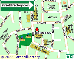 CHISELHURST GREEN | Location & Map