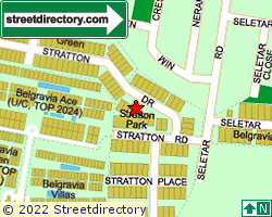 STRATTON PARK | Location & Map