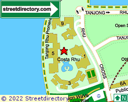 COSTA RHU | Location & Map