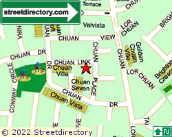 CHUAN GREEN | Location & Map