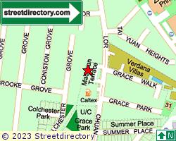 MACHUAN TERRACE | Location & Map