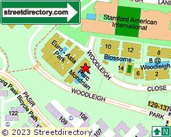 PARC MONDRIAN | Location & Map