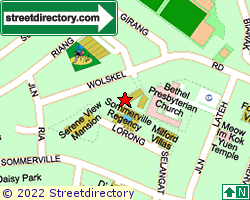 WOLSKEL LODGE | Location & Map