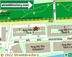 AMK TECH 1 | Location & Map