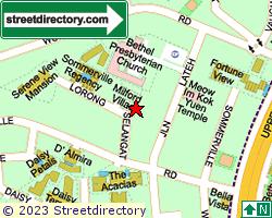 MILFORD VILLAS | Location & Map