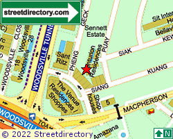 CENTURION RESIDENCES | Location & Map