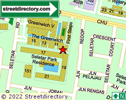 THE GREENWICH | Location & Map