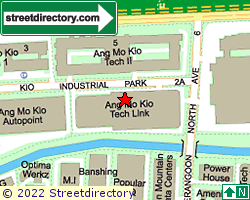AMK TECH LINK | Location & Map