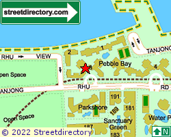 PEBBLE BAY | Location & Map