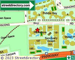 PARKSHORE | Location & Map