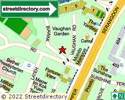 VAUGHAN GARDEN | Location & Map