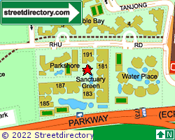 SANCTUARY GREEN | Location & Map