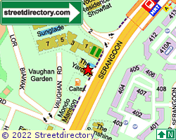 THE YARDLEY | Location & Map