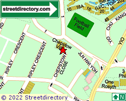 CHEPSTOW VILLE | Location & Map