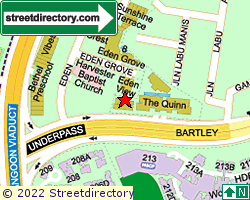 BARTLEY COURT | Location & Map
