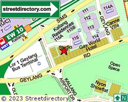 STUDIO8 | Location & Map