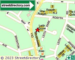 LE ROYCE @ LEITH PARK | Location & Map