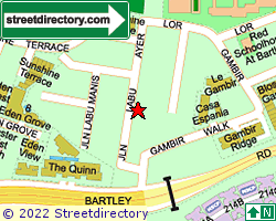 BARTLEY RISE ESTATE | Location & Map