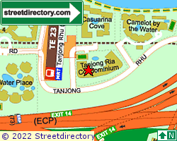 TANJONG RIA CONDOMINIUM | Location & Map