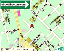 ALWYN PARK | Location & Map