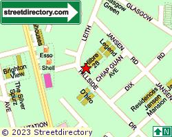 HILLSIDE GARDENS | Location & Map