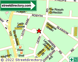 LEITH PARK | Location & Map