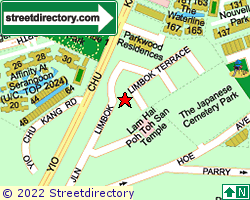 PARRY GREEN | Location & Map