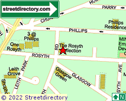 THE ROSYTH COLLECTION | Location & Map