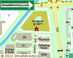 NORTHSTAR @ AMK | Location & Map