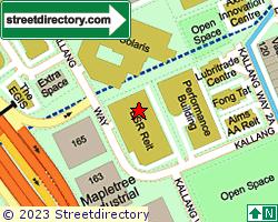 STORHUB KALLANG | Location & Map