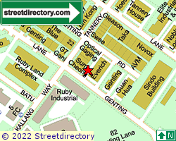AL HOMIED INDUSTRIAL BUILDING | Location & Map