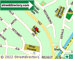 SELETAR VIEW | Location & Map